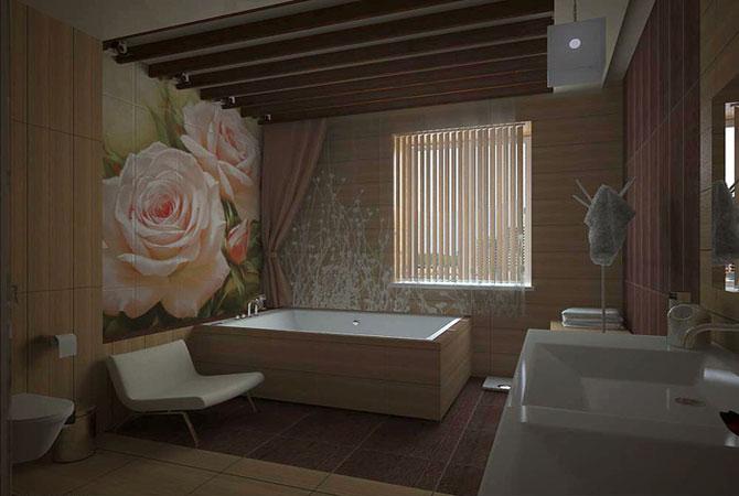 отделка дизайн интерьера квартиры