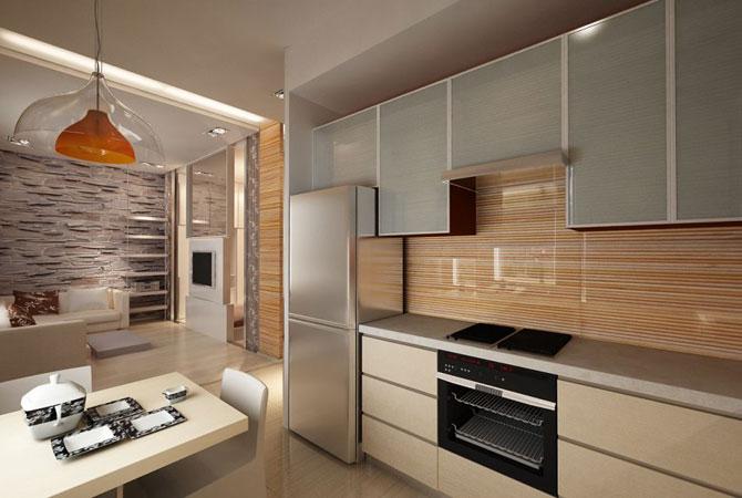 дизайн маленькой комнаты гостиной