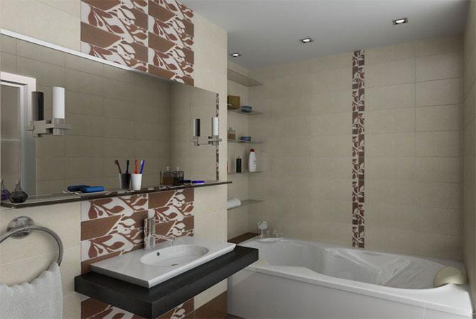 ремонт ванных комнат под