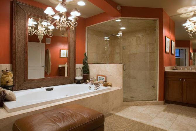галерея дизайна ванной комнаты