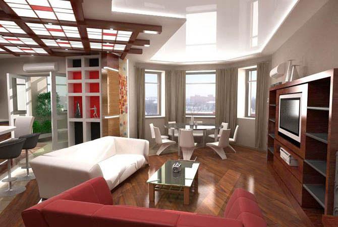интерьер типовой квартиры фото