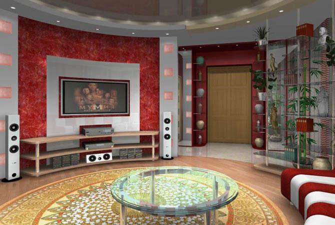 дизайн проект квартир планировка