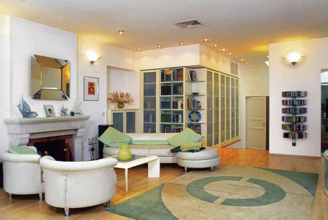 ремонт квартир гипсокартон потолок
