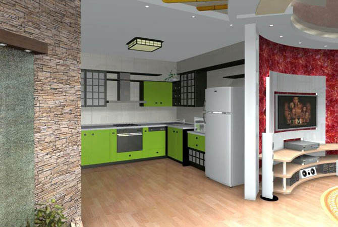 программа дизайна и моделирования квартиры
