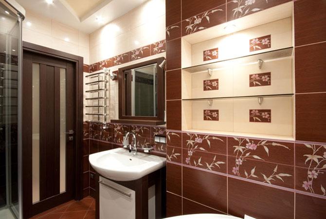 дизайн маленькой ванной комнаты фотографии