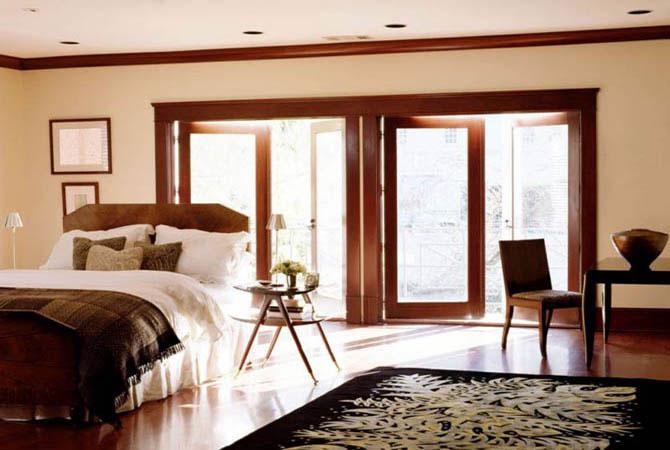 дизайн интерьера квартиры роспись стен