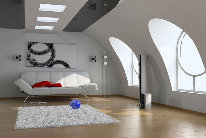 лучший дизайн проект квартиры