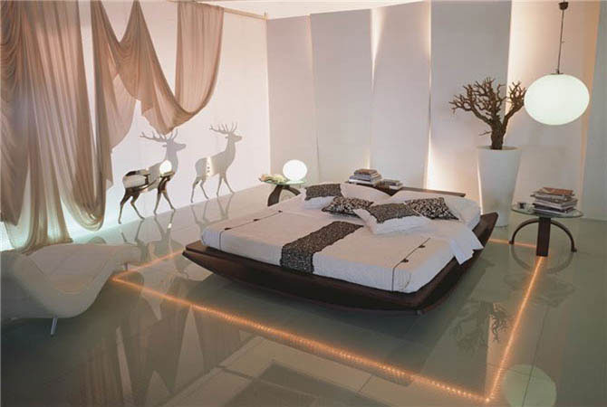 проекты дизайна интерьера квартир