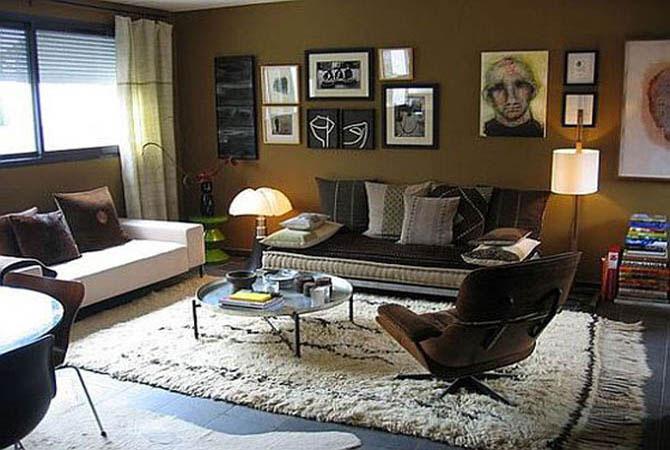 примеры дизайн проектов квартиры