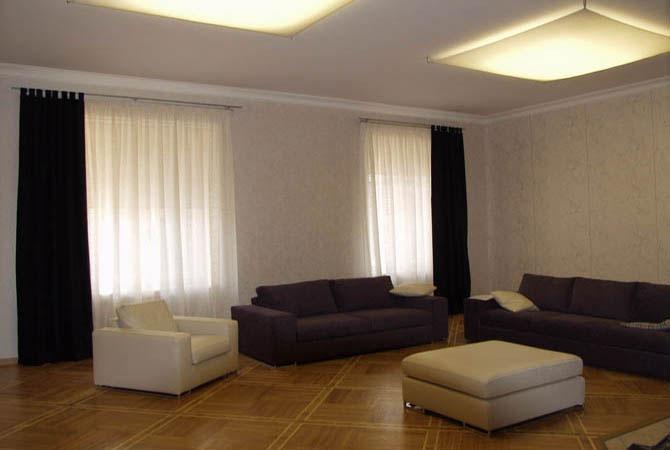 реферат на тему интерьер жилого дома