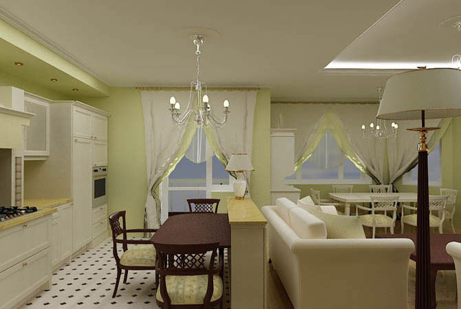 ремонт квартир согласование перепланировки помещения
