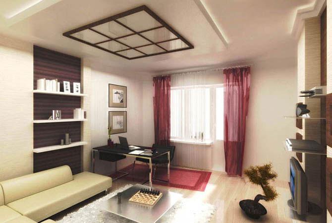 готовые проекты дизайна квартиры