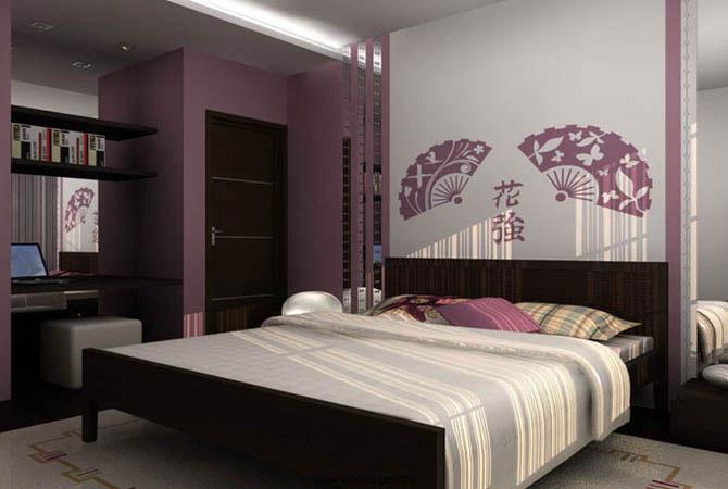 дизайн проект маленькой комнаты