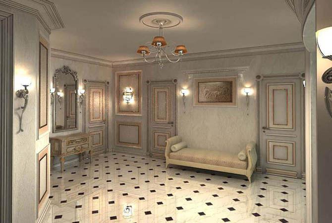 портфолио дизайн однокомнатных квартир