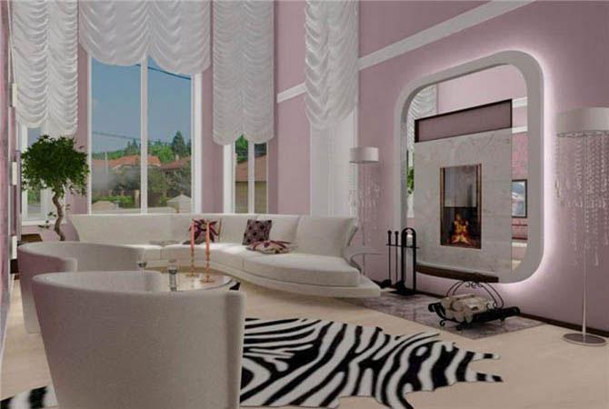дизайн интерьера квартиры реклама