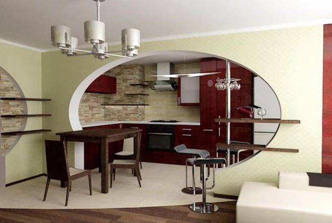 ремонт квартир пример дизайна