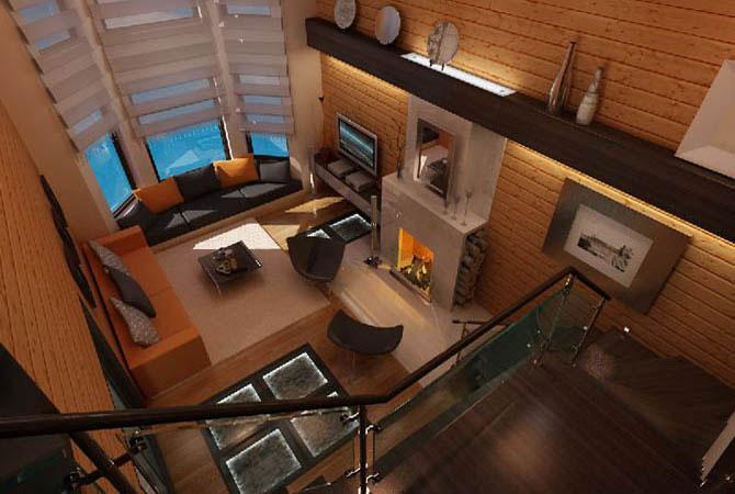 орнамент в дизайне квартир