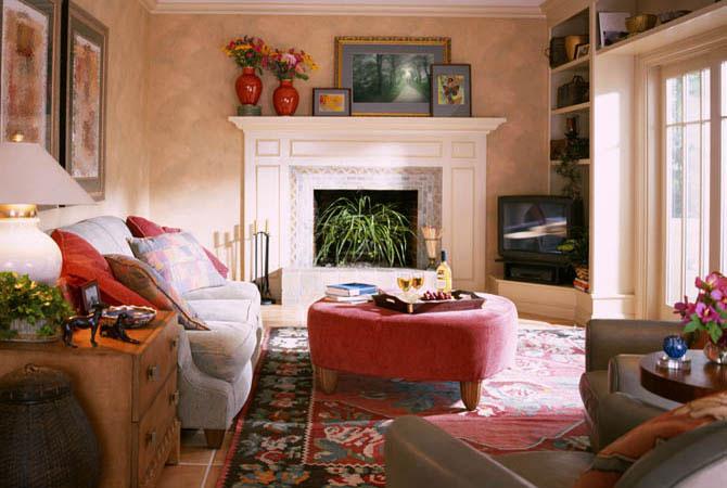 фото интерьера жилых домов