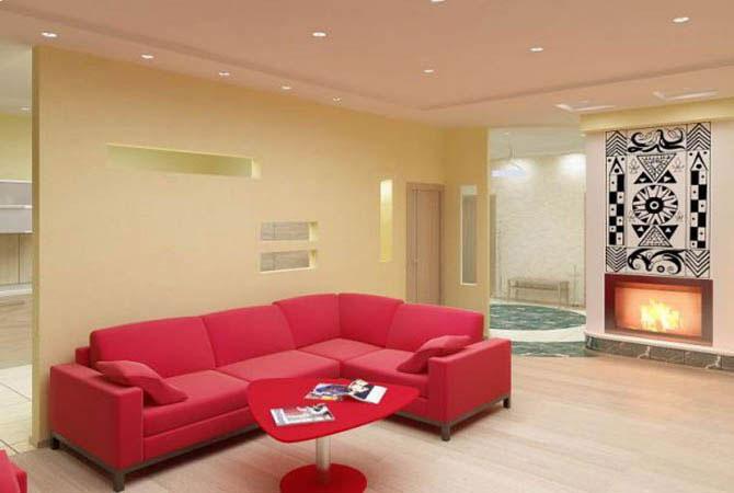интерьер комнат дизайн фото