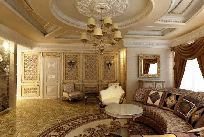 дизайн интерьера отделки квартиры