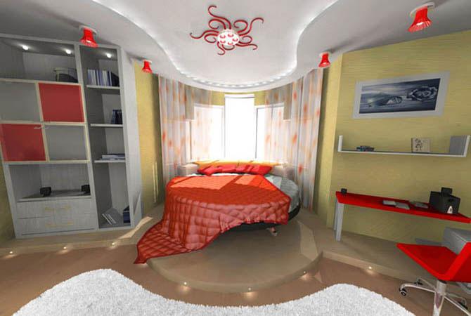 образцы интерьеров маленьких квартир