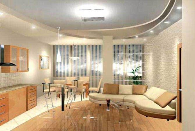 примеры дизайна квартир интерьера