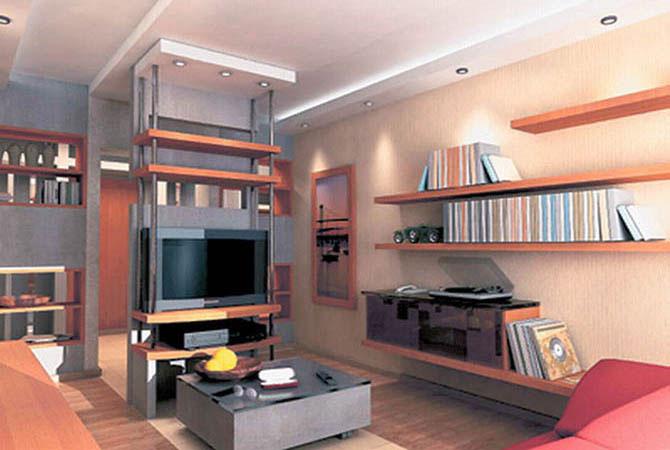дизайн студия домик перепланировка интерьер