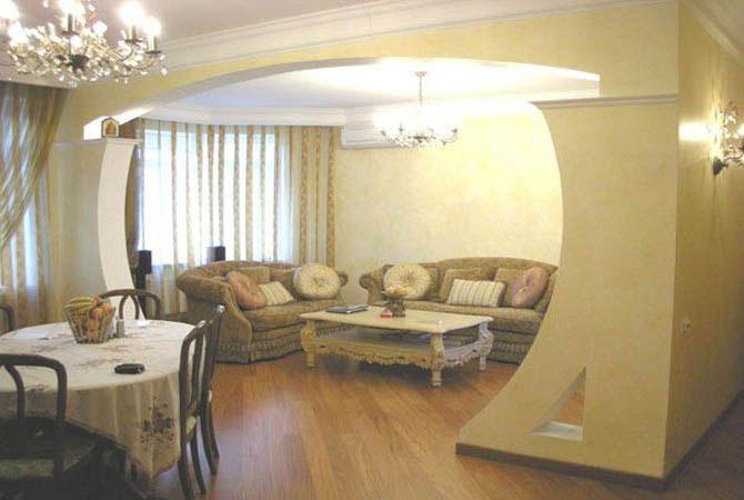 ремонт квартир москва область