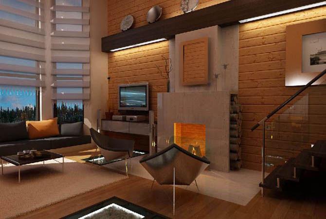 интерьеры 3 х комнатных квартир