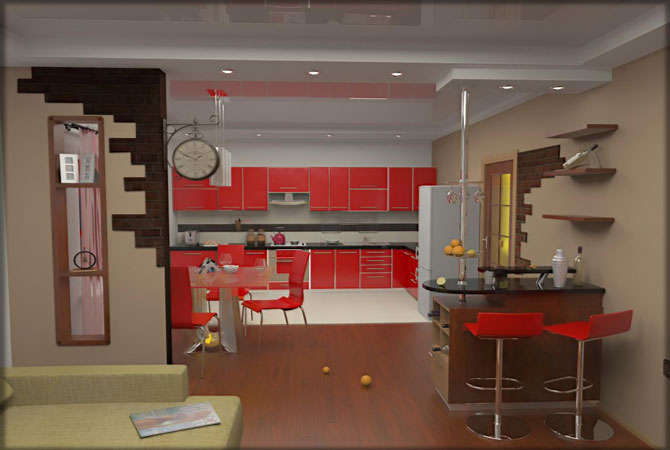 дизайн интерьера фотогалерея ванной комнаты