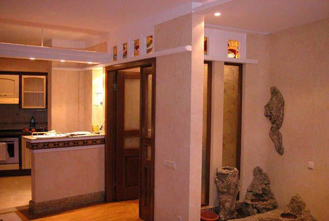 отделка потолков ремонт квартир