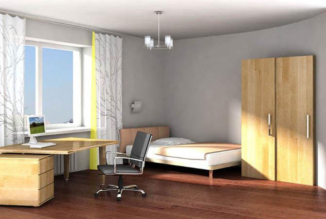 дизайн 20 м комнаты