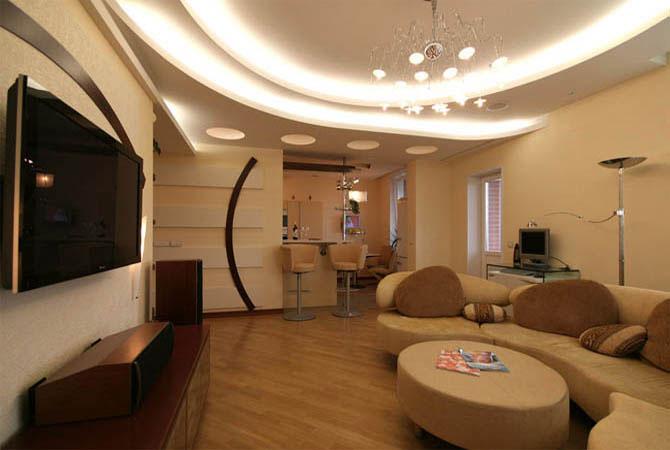 интерьер квартиры студии дизайн