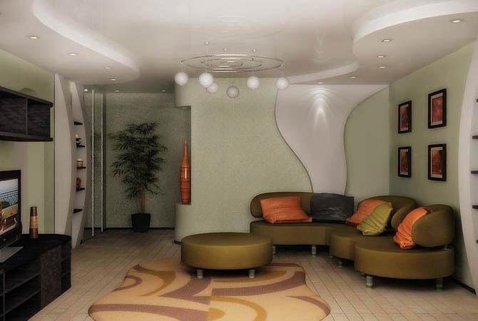 интерьер дизайн квартир п 44