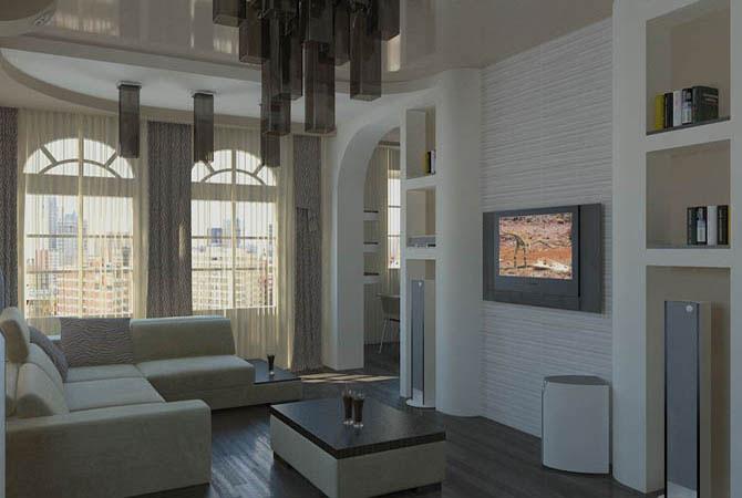 интерьер комнаты для современного молодого человека