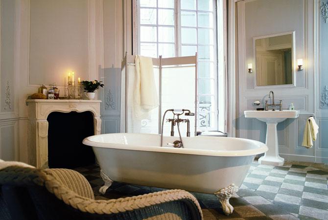 ремонт ванной комнаты частный