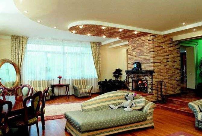 варианты ремонт однокомнатной квартиры