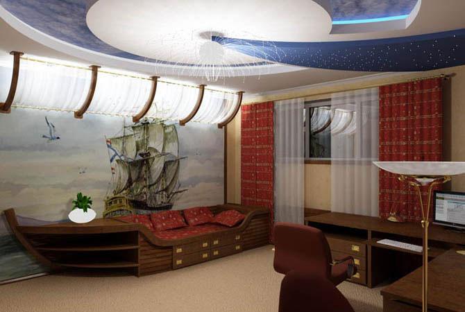 дизайн квартир 75 серии