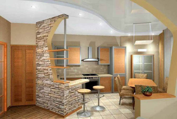 студии дизайна портфолио квартир