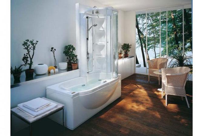 примеры перепланировки ванных комнат