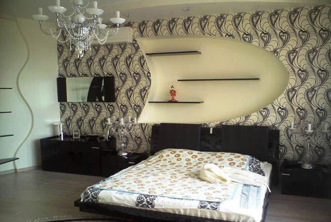 разработка дизайн интерьеров квартир