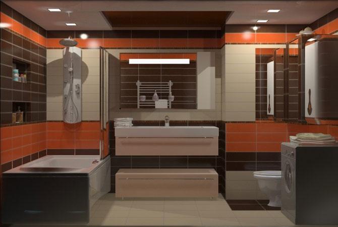 дизайн интерьера 3 комнатной квартиры
