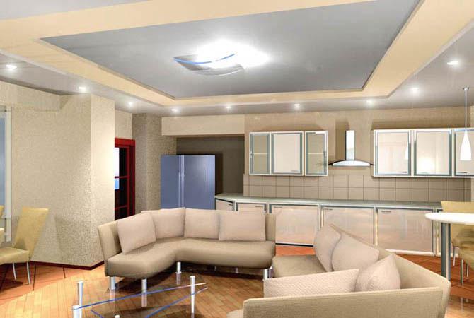 проект ремонта типовой квартиры