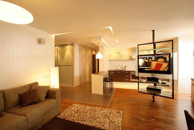 дизайн проекты однокомнатных квартир монолит