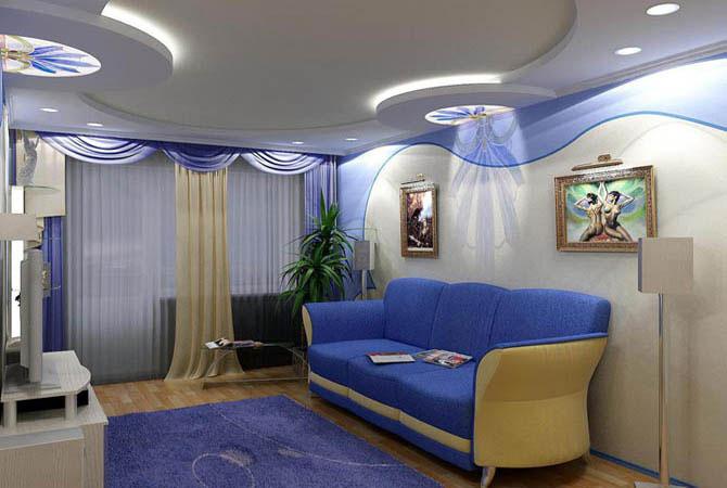 дизайн интерьеров отделка помещений домов