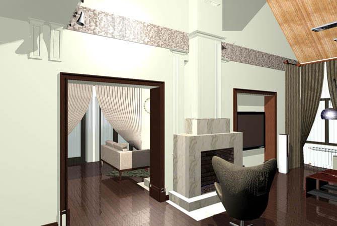 стили ремонта интерьеры деревянных домов