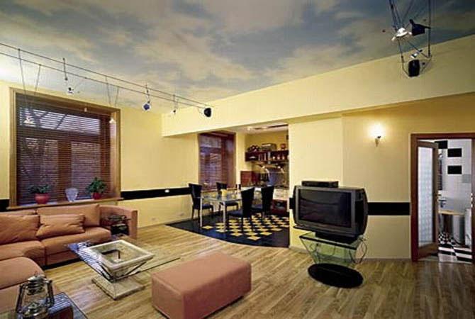 дизайн интерьера квартиры услуги