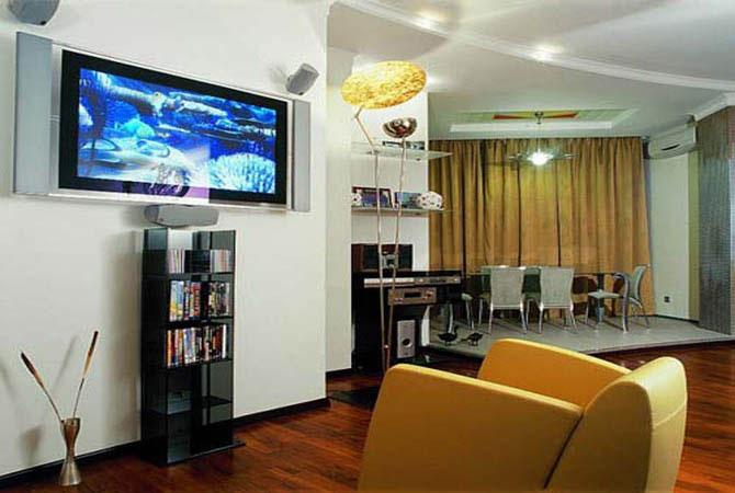 внутренняя отделка дома цена