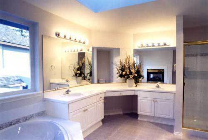 ремонт ванной комнаты плиткой