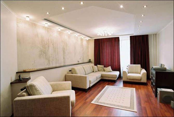 проект перепланировки 3 комнатной квартиры